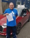 Thomas Tucker Lewis passed with DSL Driving School
