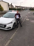 Mezo Bal passed with DSL Driving School