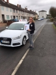 Irina Kulakova-Pokrzywa passed with DSL Driving School