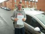 ALEX ELLIOTT passed with Green School Of Motoring.