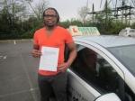 WANDA KELEMBA passed with Green School Of Motoring.