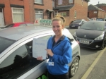 BECKY BOSTOCK passed with Green School Of Motoring.