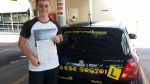 Adam (Regents Park) passed with Fab Driving School