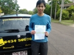 Bill (Runcorn) passed with Fab Driving School