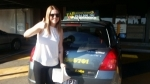 Cattriona Regent Park passed with Fab Driving School