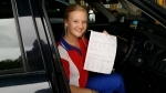 Chantal (Logan Village) passed with Fab Driving School