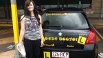 Christie (Slacks Creek) passed with Fab Driving School