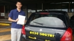 David Runcorn passed with Fab Driving School