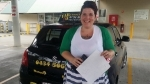 Deena (Hillcrest) passed with Fab Driving School