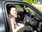 Gemma (Logan Reserve) passed with Fab Driving School