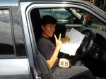 Ginnah (Boronia Heights) passed with Fab Driving School
