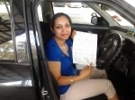 Gopi (Waterford) passed with Fab Driving School