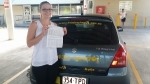 Jade (Browns Plains) passed with Fab Driving School
