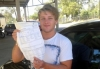 Jake (Calamvale) passed with Fab Driving School