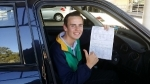 James New Beith passed with Fab Driving School