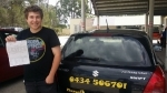 John (Boronia Heights) Logan passed with Fab Driving School