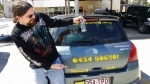 John (Boronia Heights) passed with Fab Driving School