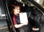 Kayla (Loganholme) passed with Fab Driving School