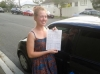 Lisa (Salsbury) passed with Fab Driving School