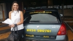 Madison Loganholme  passed with Fab Driving School