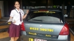 Mesha Browns Plains passed with Fab Driving School