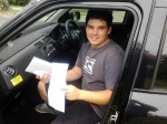 Mick (Tanah Merha) passed with Fab Driving School