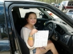 Mackalla (Boronia Heights) passed with Fab Driving School