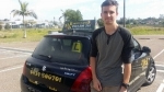 Mitch (Logan) passed with Fab Driving School