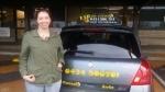 Moodra (Heathwood) passed with Fab Driving School