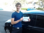 Nathan (Moorooka passed with Fab Driving School