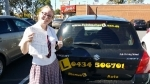 Nikita Thornlands passed with Fab Driving School