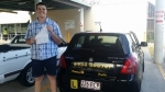 Patric Boronia Height (Logan) passed with Fab Driving School