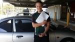 Samual Munruben passed with Fab Driving School