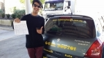 Shaheer Calamvale passed with Fab Driving School