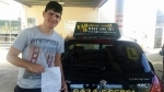 Shahin Regents Park Logan passed with Fab Driving School