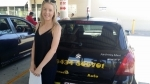 Sharlie Heritage Park (Logan) passed with Fab Driving School