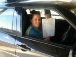 Stacey (Boronia Hieghts) passed with Fab Driving School