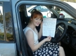 Veronica (Hillcrest) passed with Fab Driving School