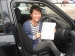 Wen Waterford) passed with Fab Driving School