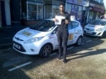 chris panzo passed with Focus Driving School