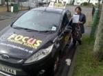 kulsum passed with Focus Driving School