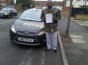Earnest 19/12/12 passed with Focus Driving School