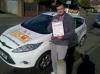 alex 20/02/13 passed with Focus Driving School