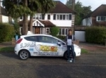 Amish Patel passed with Focus Driving School