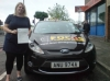 Rebecca10/05/12 passed with Focus Driving School