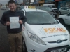 Chris(26/03/11) passed with Focus Driving School