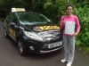 christina10/07/12 passed with Focus Driving School