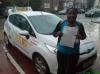 mercy 26/09/12 passed with Focus Driving School