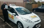 MARICK passed with Focus Driving School