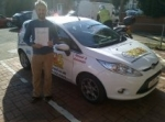 ALAN DOYLE passed with Focus Driving School